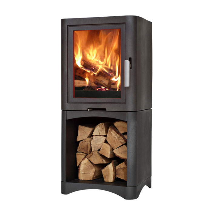 Broseley Evolution 5 with Log Store