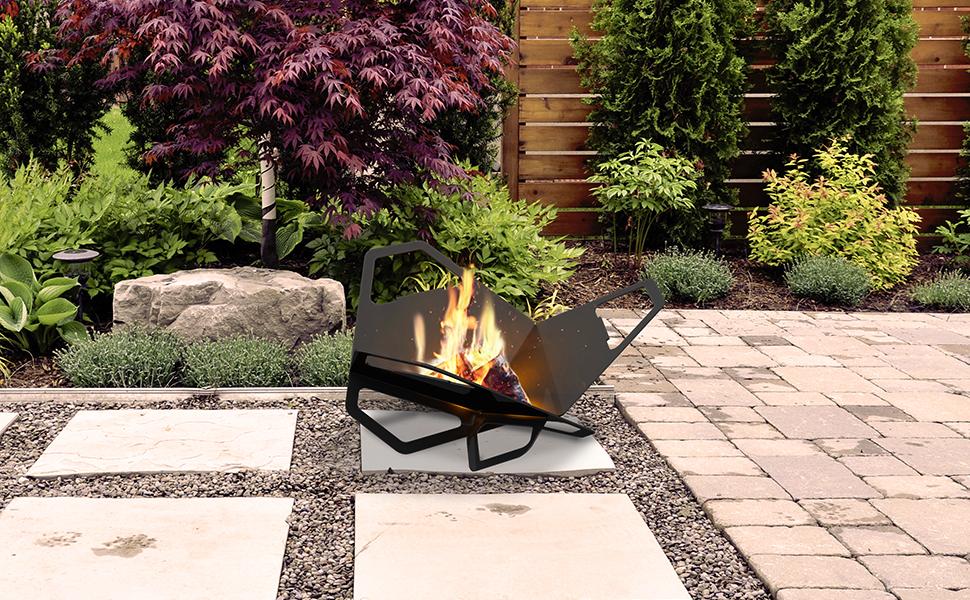 Pit Garden Fire Pit